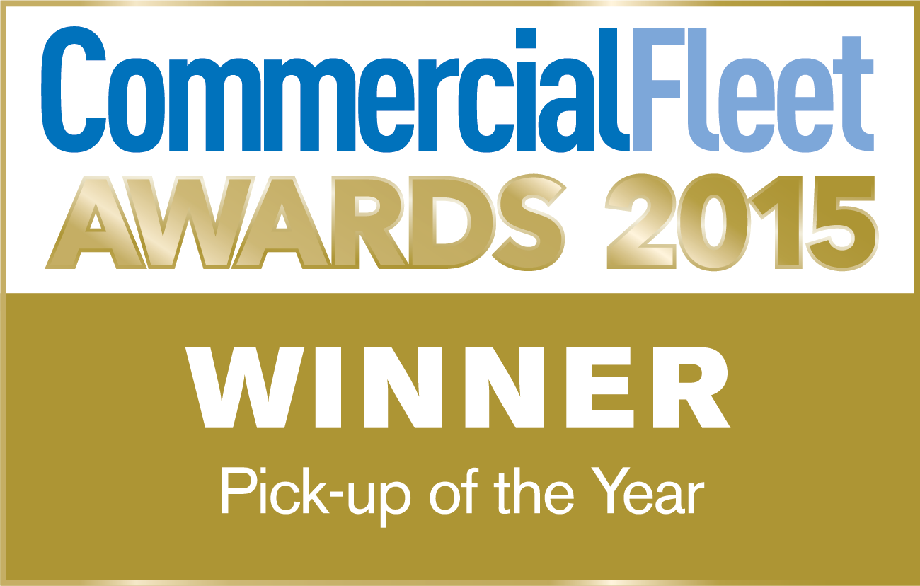 Commercial Fleet Pick-up of the Year Winner 2015