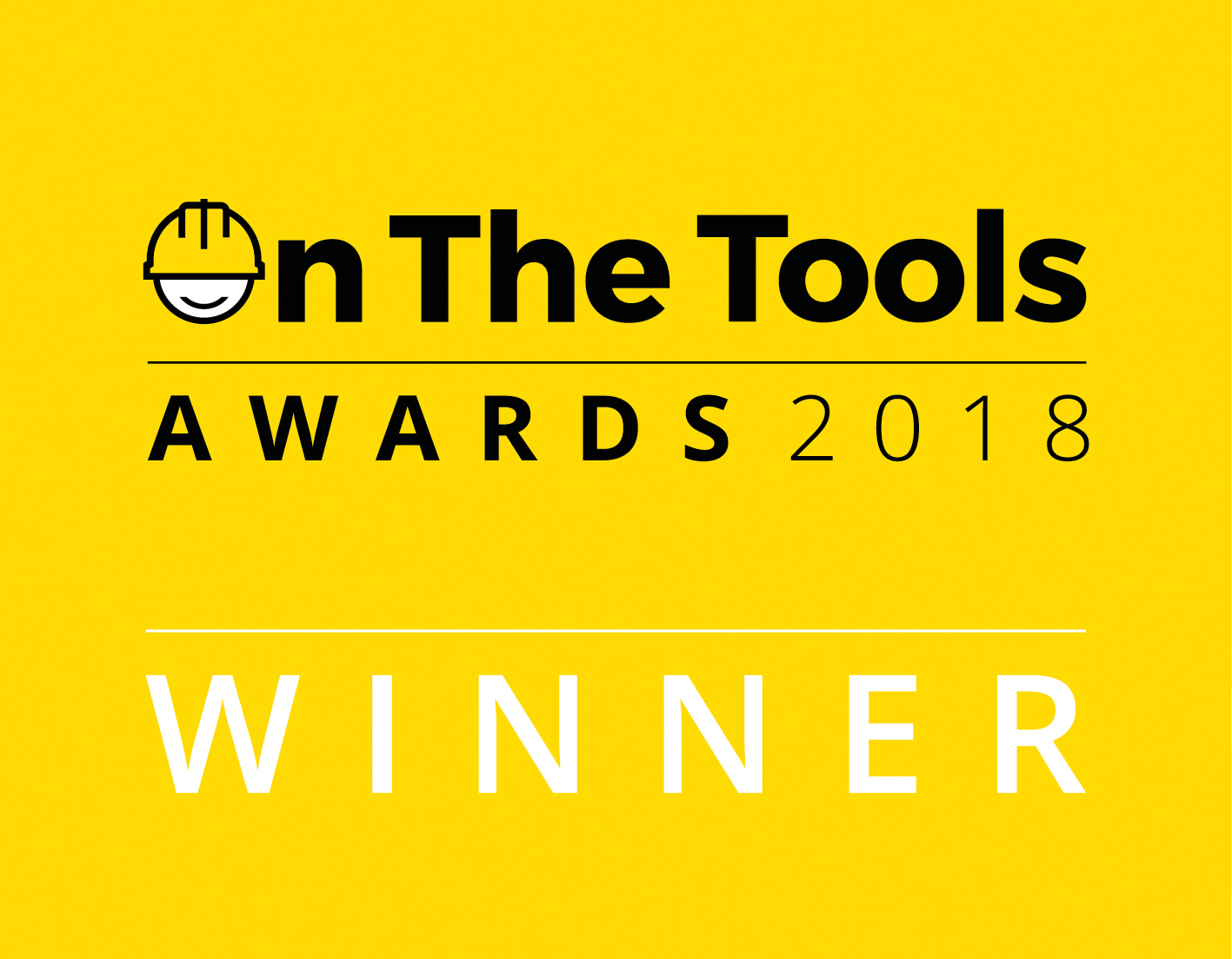 On The Tools Award 2018 Winner