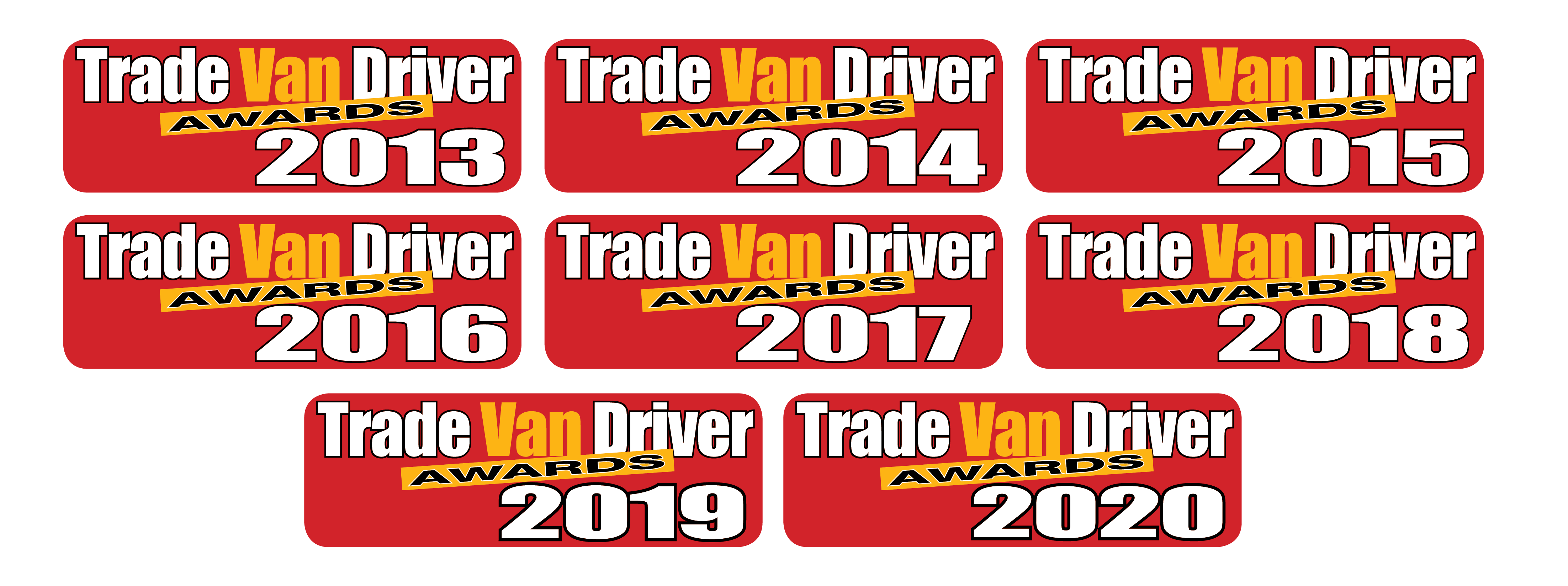 Trade Van Driver Awards