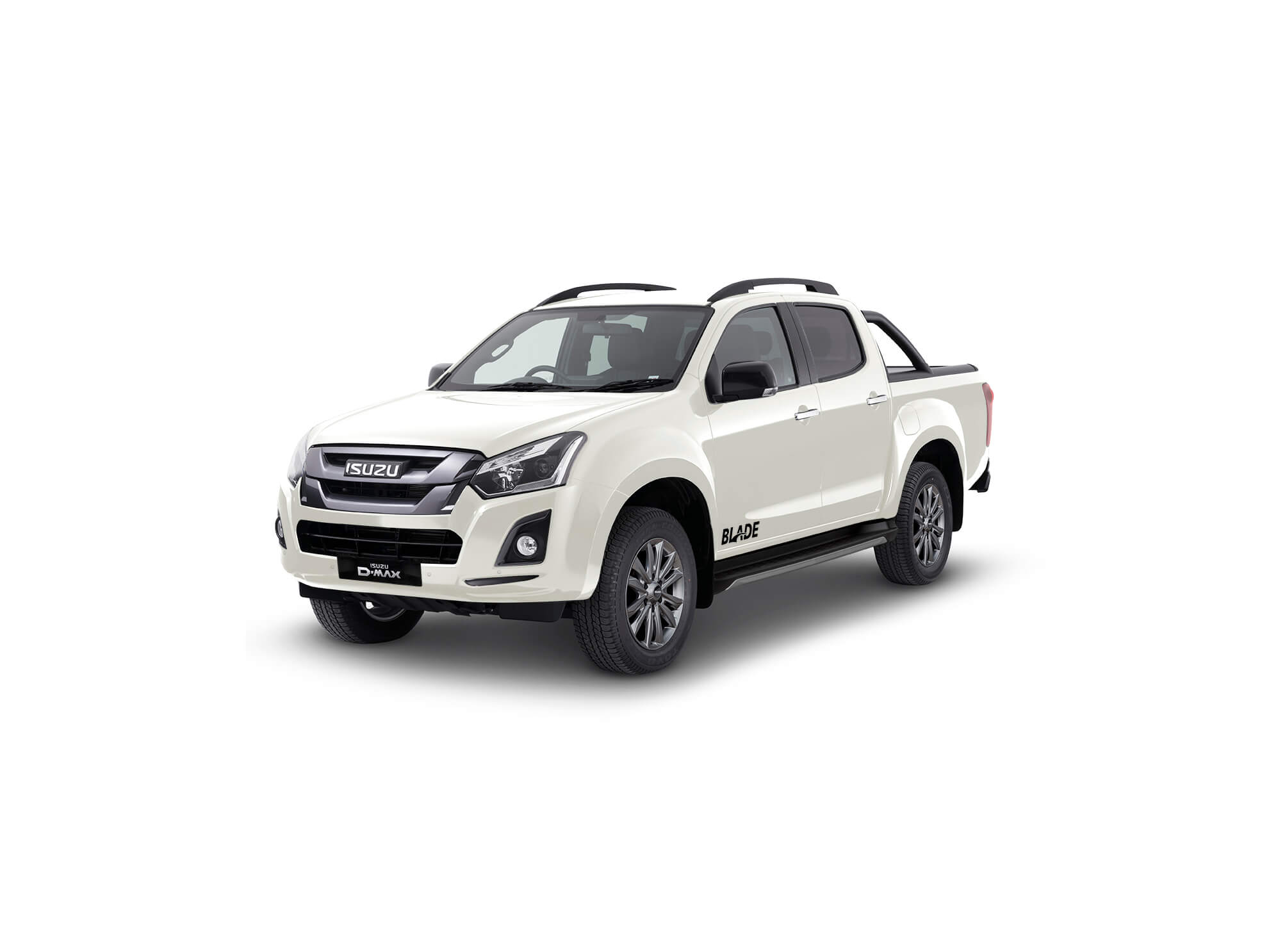 Isuzu D-Max Blade in white
