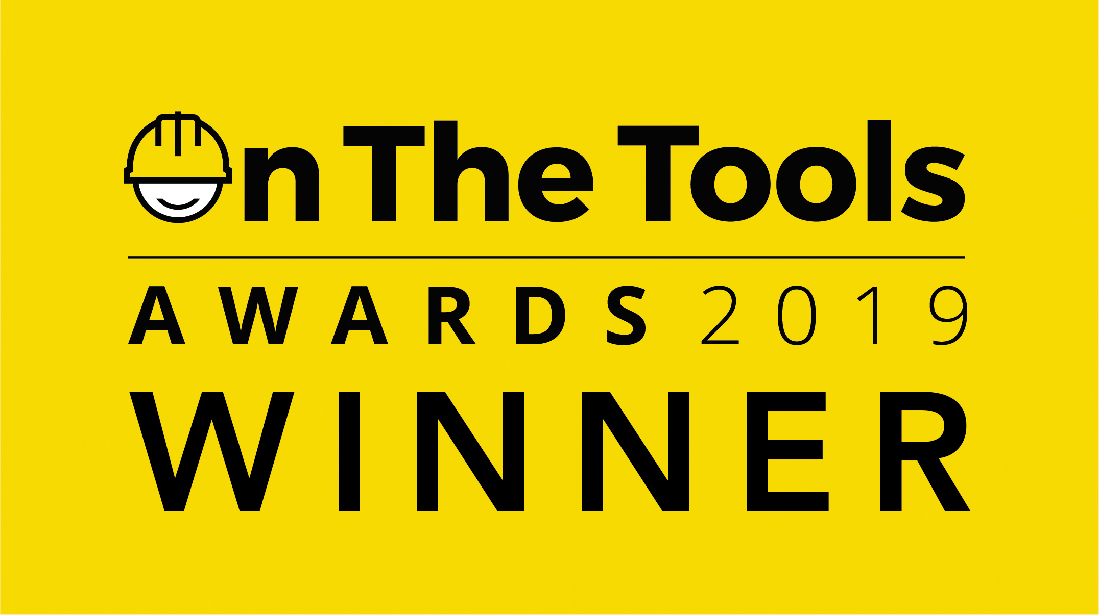 On The Tools Award 2019 Winner